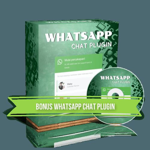 whatsapp chat plugin bonus